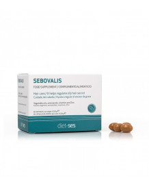 Sebovalis hair softgels